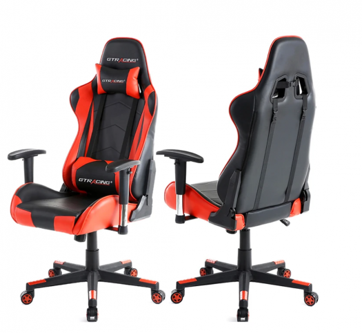 GT0099 Red recline Gaming Chair