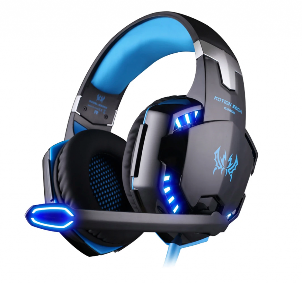 easysmx gaming headphones