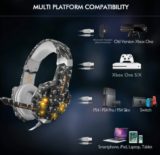 G9600 Gaming Headset compatibility