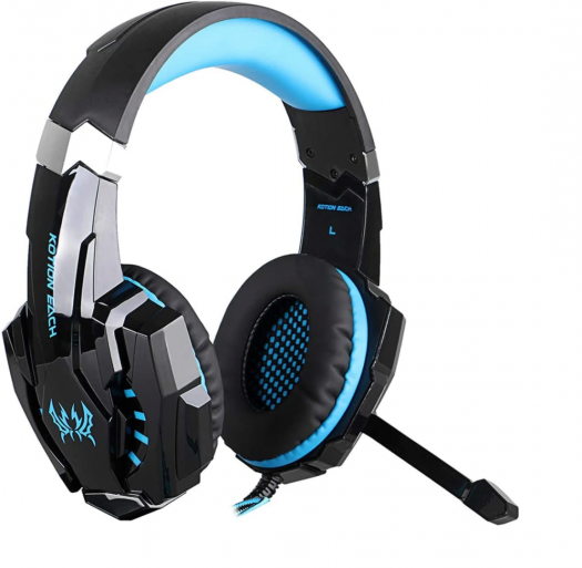 G9000 Stereo Gaming Headset for PC/PS4 blue