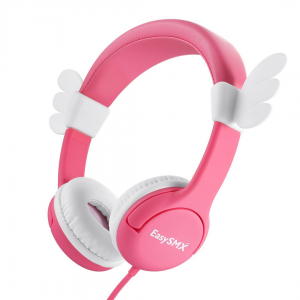 girl gaming headphones