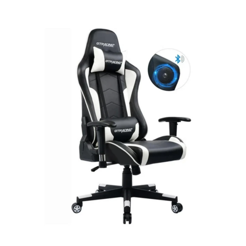 Music SERIES __ GT890M-WHITE gaming chair